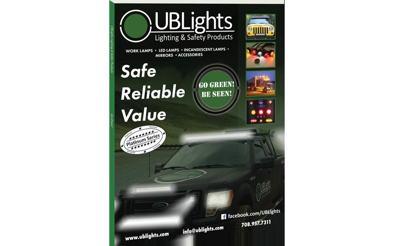 ublights full catalog